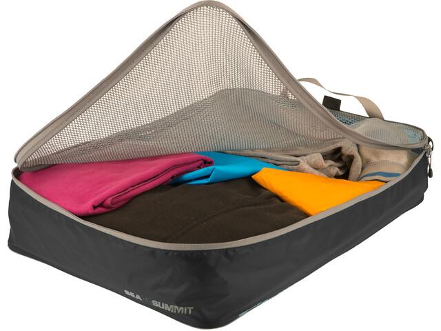 Sea to Summit Garment Mesh Bag L, black/grey